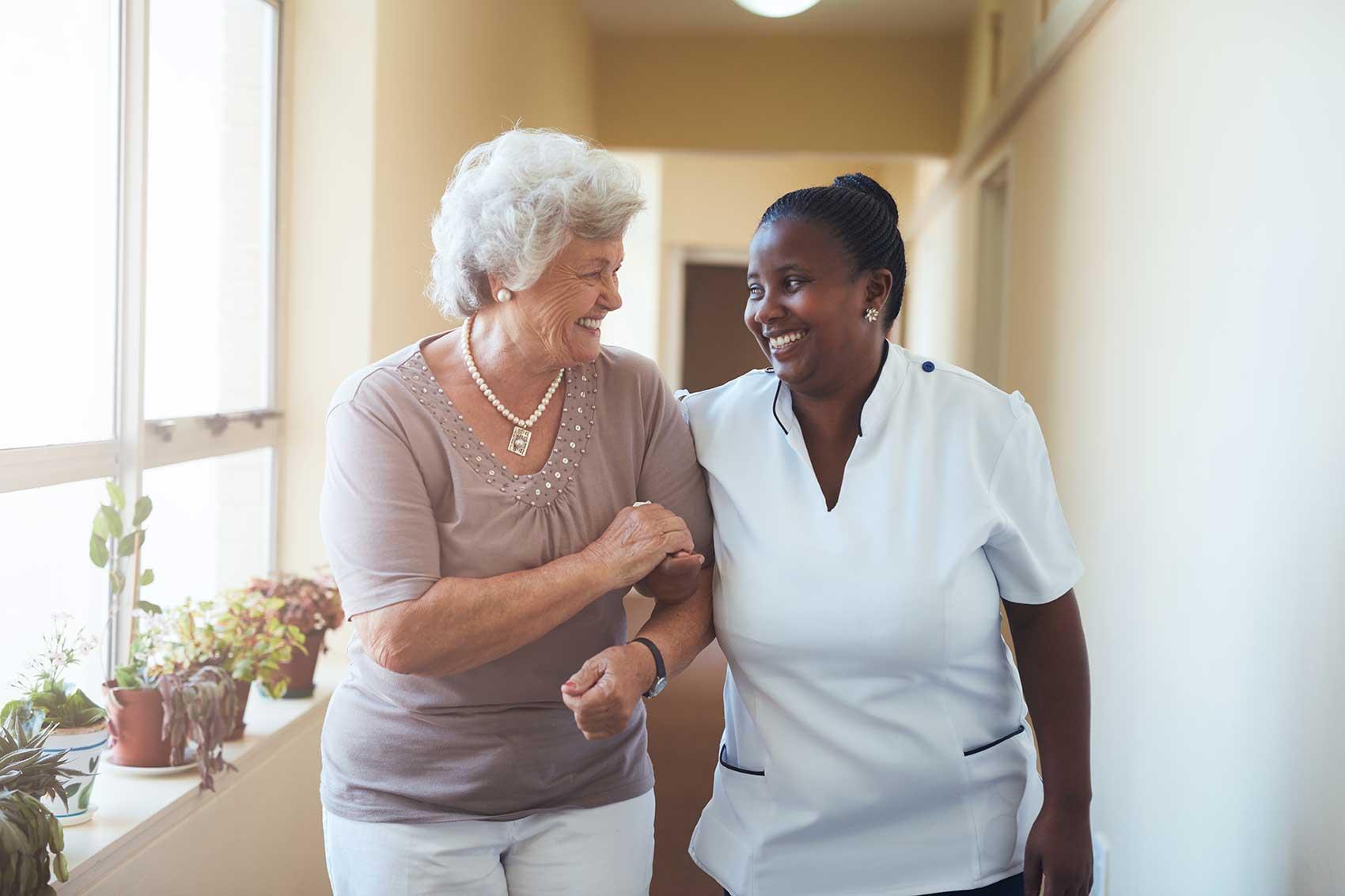 service de réadaptation et assistance médicale aux personnes âgées à domicile